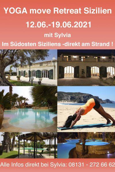 Sizilien Retreat 2021